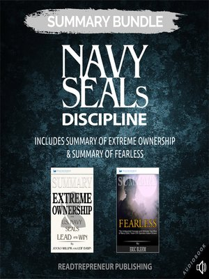 cover image of Summary Bundle: Navy SEALs Discipline