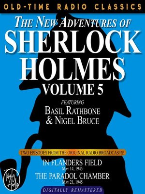 cover image of The New Adventures of Sherlock Holmes, Volume 5, Episode 1