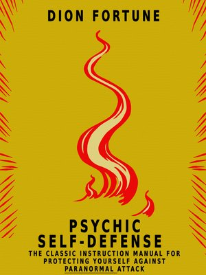 cover image of Psychic Self-Defense