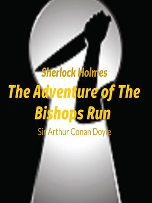 cover image of The Adventure of the Bishops Rin