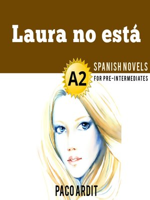 cover image of Laura no está