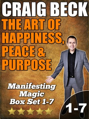 cover image of The Art of Happiness, Peace & Purpose