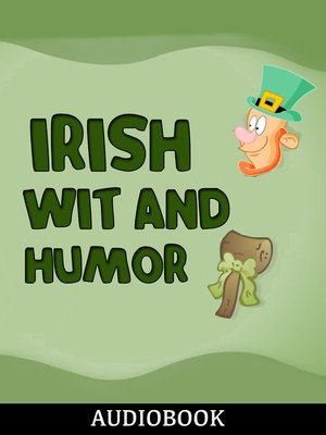 cover image of Irish Wit and Humor