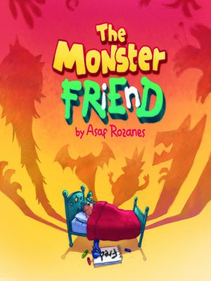 cover image of The Monster Friend