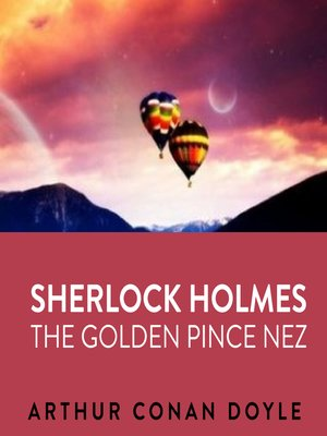 cover image of The Golden Pince Nez
