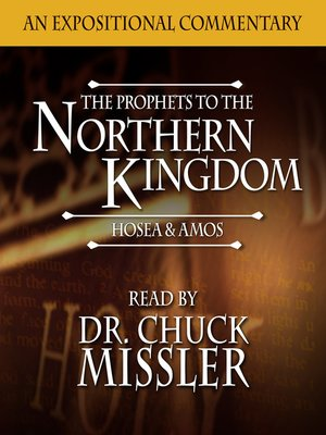 cover image of The Prophets to the Northern Kingdom