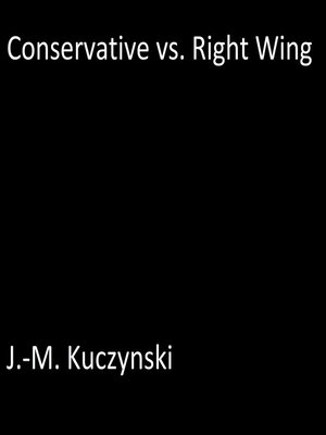 cover image of Conservative vs. Right Wing
