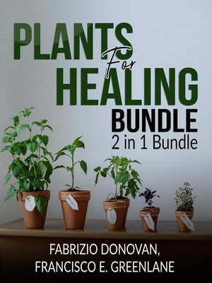 cover image of Plants for Healing Bundle