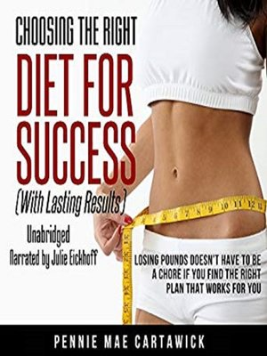 cover image of Choosing the Right Diet for Success