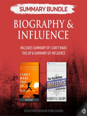 cover image of Summary Bundle: Biography & Influence