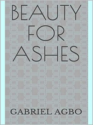 cover image of Beauty for Ashes