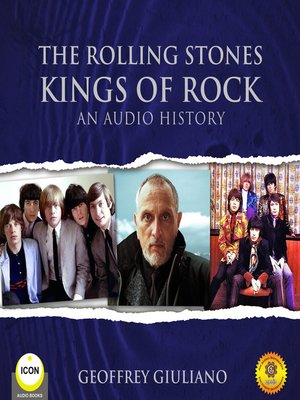 cover image of The Rolling Stones: Kings of Rock