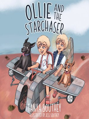 cover image of Ollie and the Starchaser