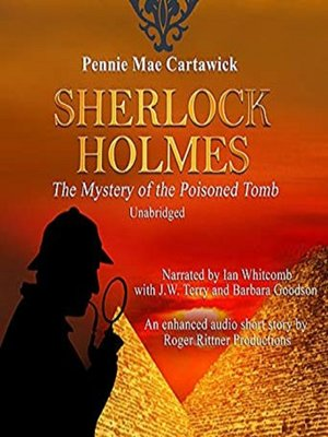 cover image of The Mystery of the Poisoned Tomb