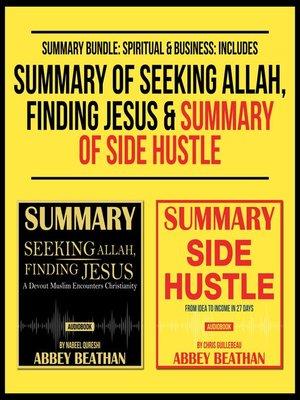 cover image of Summary Bundle: Spiritual & Business