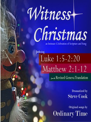 cover image of Witness Christmas