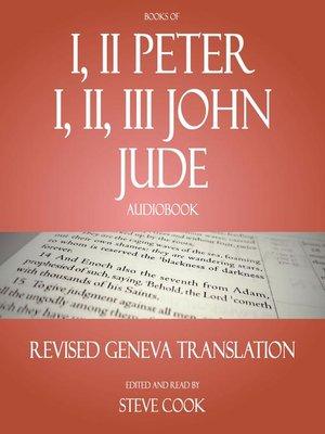 cover image of Books of I, II Peter; I, II, III John; Jude Audiobook