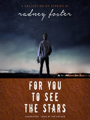 cover image of For You to See the Stars