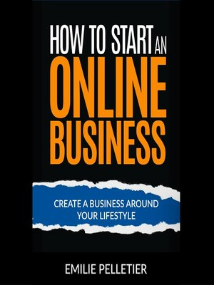 cover image of How to Start an Online Business