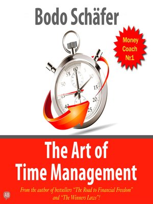 cover image of The Art of Time Management