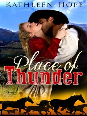 cover image of Place of Thunder