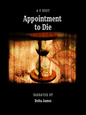 cover image of Appointment to Die