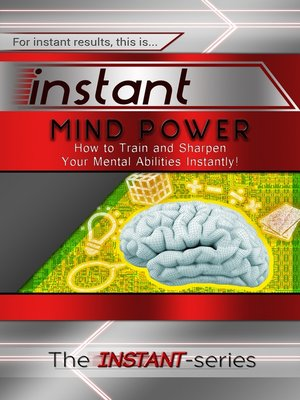 cover image of Instant Mind Power