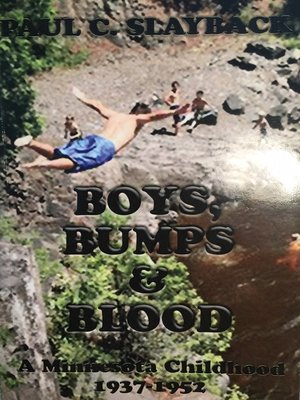 cover image of Boys, Bumps and Blood