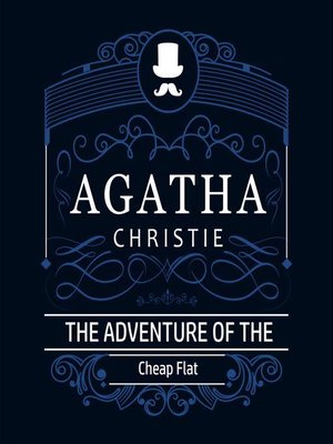 cover image of The Adventure of the Cheap Flat