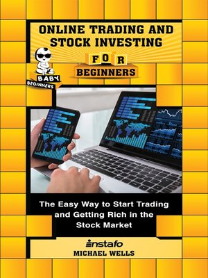 cover image of Online Trading and Stock Investing for Beginners