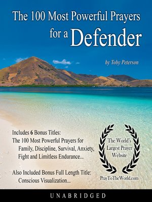 cover image of The 100 Most Powerful Prayers for a Defender