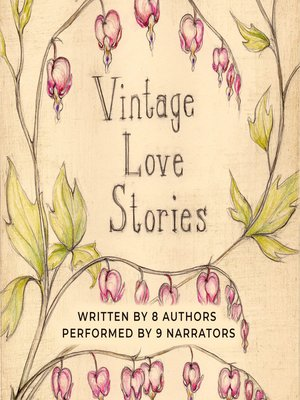cover image of Vintage Love Stories