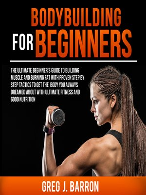 cover image of Bodybuilding for Beginners