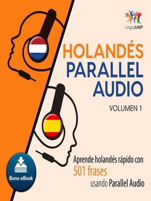 cover image of Aprende holands rpido con 501 frases usando Parallel Audio - Volumen 10