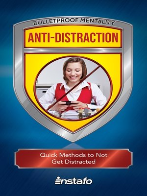 cover image of Anti-Distraction