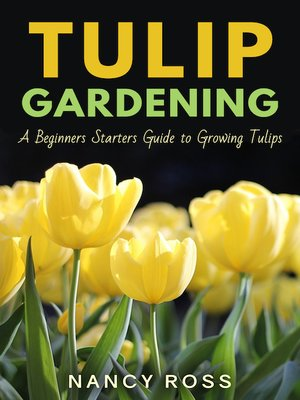 cover image of Tulip Gardening