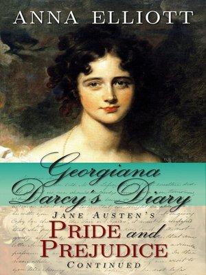 cover image of Georgiana Darcy's Diary