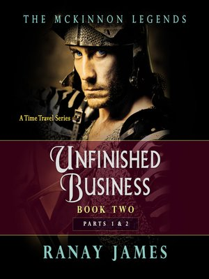 cover image of Unfinished Business, Parts 1 and 2