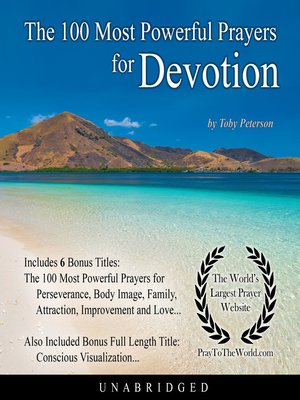 cover image of The 100 Most Powerful Prayers for Devotion