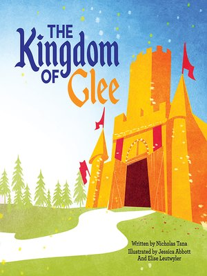 cover image of The Kingdom of Glee