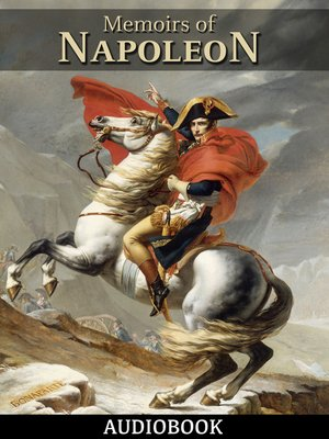 cover image of Memoirs of Napoleon