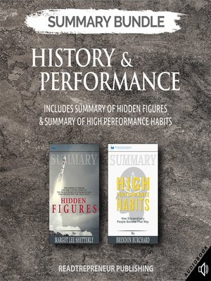 cover image of Summary Bundle: History & Performance