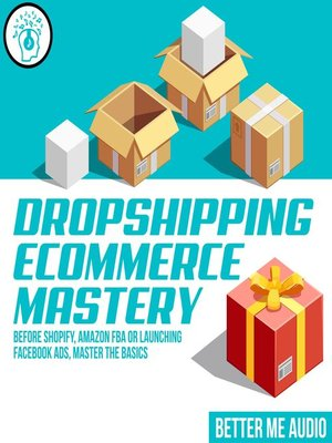 cover image of Dropshipping Ecommerce Mastery