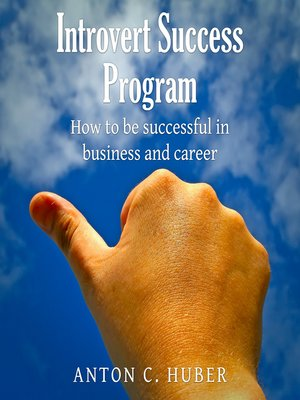 cover image of Introvert Success Program