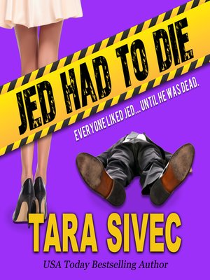 cover image of Jed Had to Die
