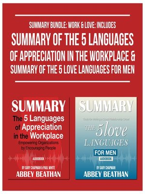 cover image of Summary Bundle: Work & Love