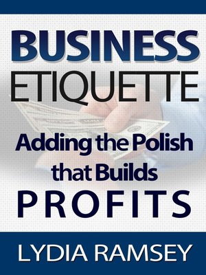 cover image of Business Etiquette