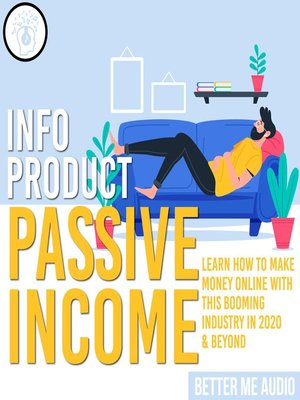 cover image of Info Product Passive Income