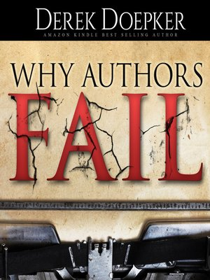 cover image of Why Authors Fail