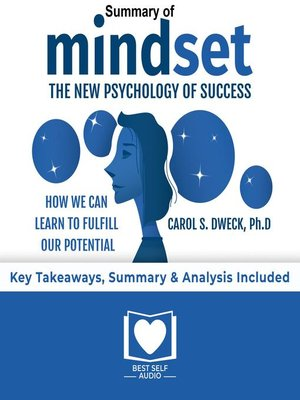 cover image of Mindset by Carol S. Dweck Summary